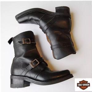 Harley-Davidson Boulevard 98400 97VW Leather Boots